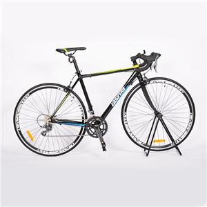 High Carbon Steel Hydraulic Disc Brakes Road Bike
