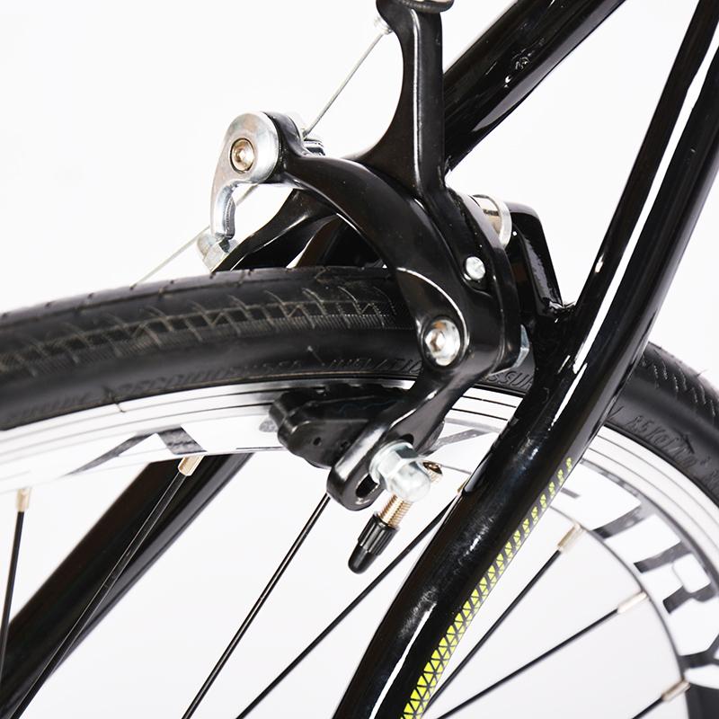 دراجة الطريق الكربون الصلب عالية