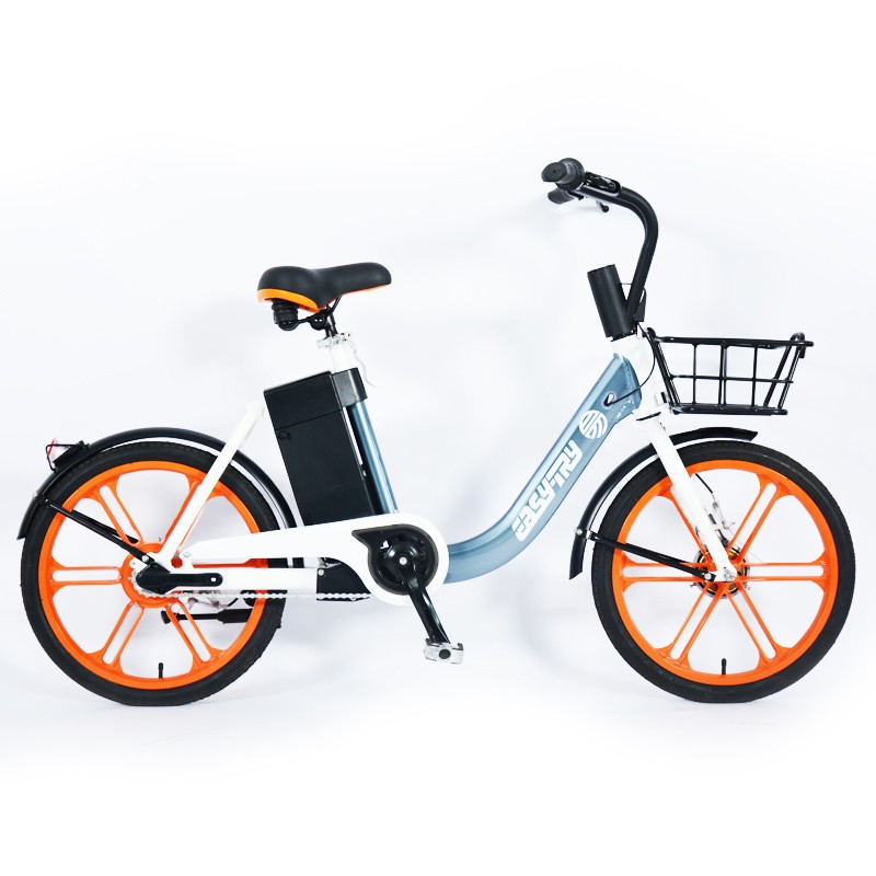 20 Inch 48V Aluminum Alloy Chain Drive Electric Bike