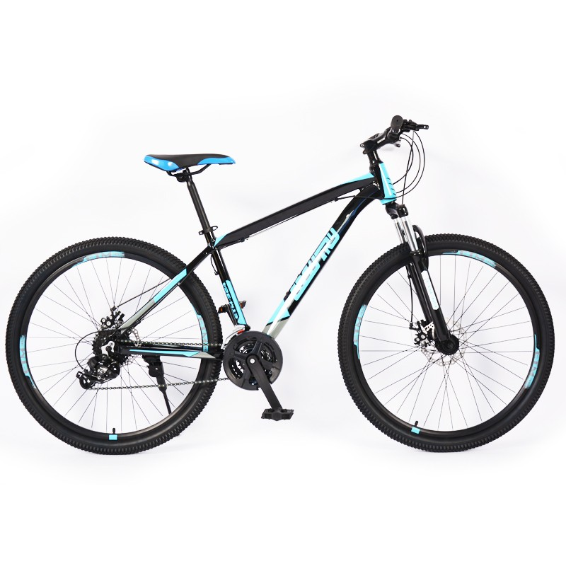 Rear Suspension Disc Brake Mountain Bike