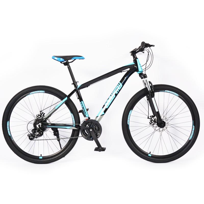 Suspensión trasera Freno de disco Bicicleta de montaña