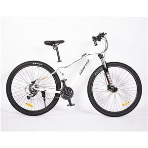 9 Speed Oli Disc Brake Curved Heavy Mountain Bike