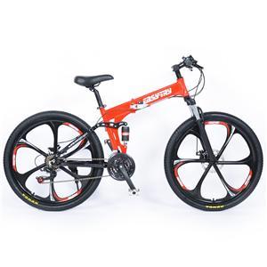 27.5er 9 Speed 6 Spoke Colors Beach Mountain Bike