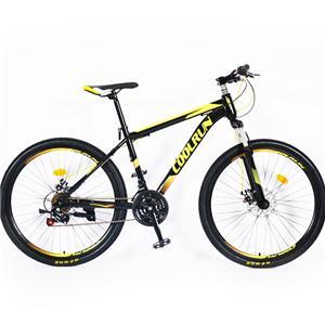 27,5-Zoll-Scheibenbremsen Rahmen aus Aluminiumlegierung 24-Gang-Mountainbike mit kundenspezifischer Farbe