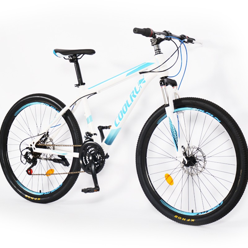 27.5 Inch Disc Brakes High Carbon Steel Frame 21 Gear Blue Mountain Bikes Manufacturers, 27.5 Inch Disc Brakes High Carbon Steel Frame 21 Gear Blue Mountain Bikes Factory, Supply 27.5 Inch Disc Brakes High Carbon Steel Frame 21 Gear Blue Mountain Bikes