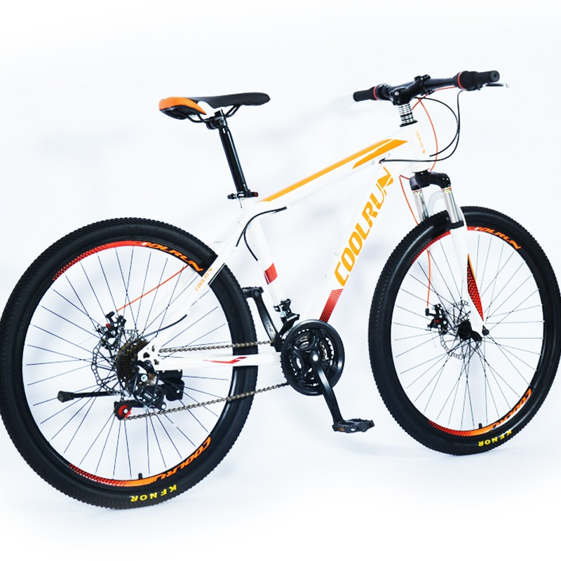 26 Inch F&R Disc Brakes Steel Frame 21 Speed Orange Colorful Mountain Bicycles Manufacturers, 26 Inch F&R Disc Brakes Steel Frame 21 Speed Orange Colorful Mountain Bicycles Factory, Supply 26 Inch F&R Disc Brakes Steel Frame 21 Speed Orange Colorful Mountain Bicycles
