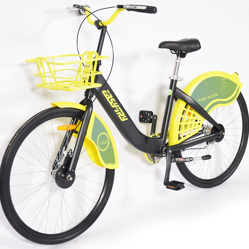 Band Brakes With Logo Fender Dockless Public Bike Manufacturers, Band Brakes With Logo Fender Dockless Public Bike Factory, Supply Band Brakes With Logo Fender Dockless Public Bike