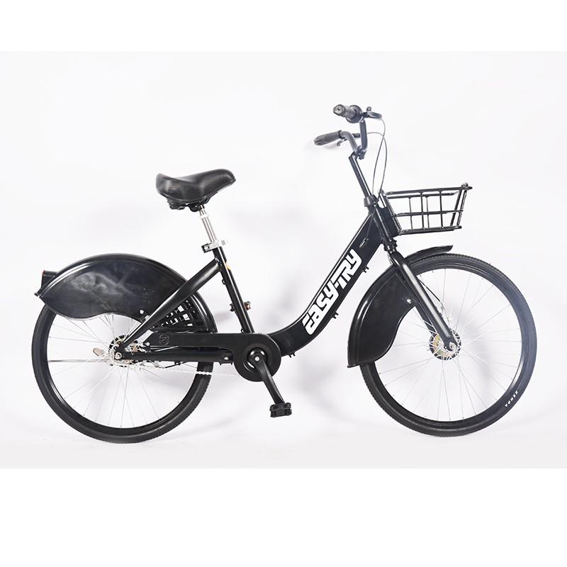 Location de vélos en libre-service simple chinois de 26 pouces