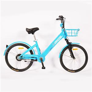 Electric Bikes For Sharing Pedal Assist Bicycle E Bike