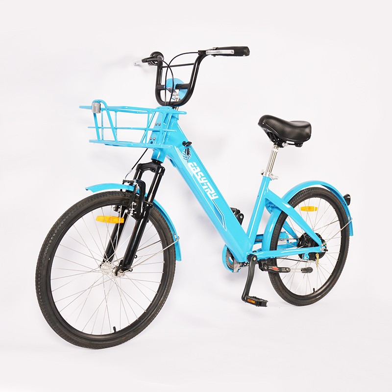 Buy shaft drive sharing bike, Cheap travel city bike, td bike share Factory