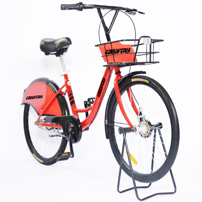 Single Speed Steel Frame Anti-theft Sharing Bike Manufacturers, Single Speed Steel Frame Anti-theft Sharing Bike Factory, Supply Single Speed Steel Frame Anti-theft Sharing Bike