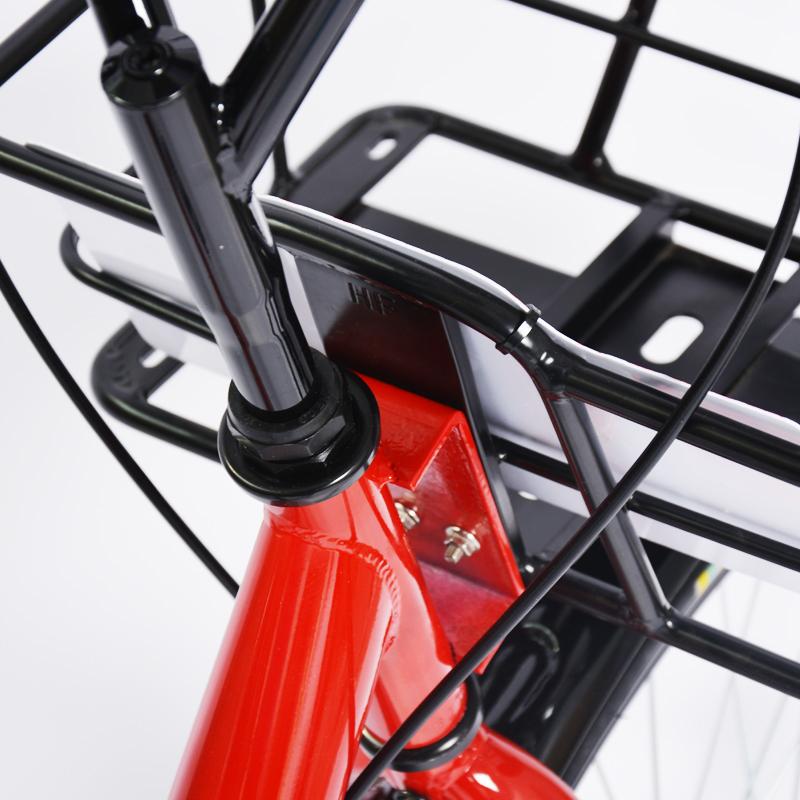 Anti-theft Sharing Bike