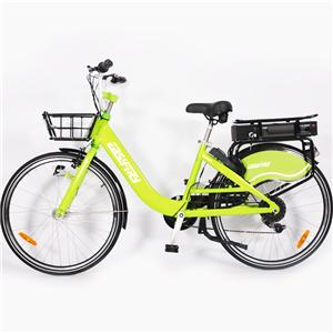 7 frâne de viteză V 350W 36V 10Ah Partajare biciclete electrice