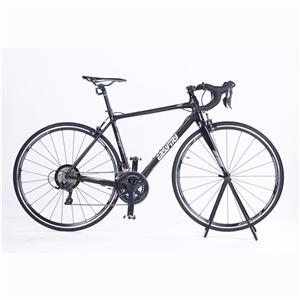 Triathlon Custom Matte Black Trek Classic Road Bike