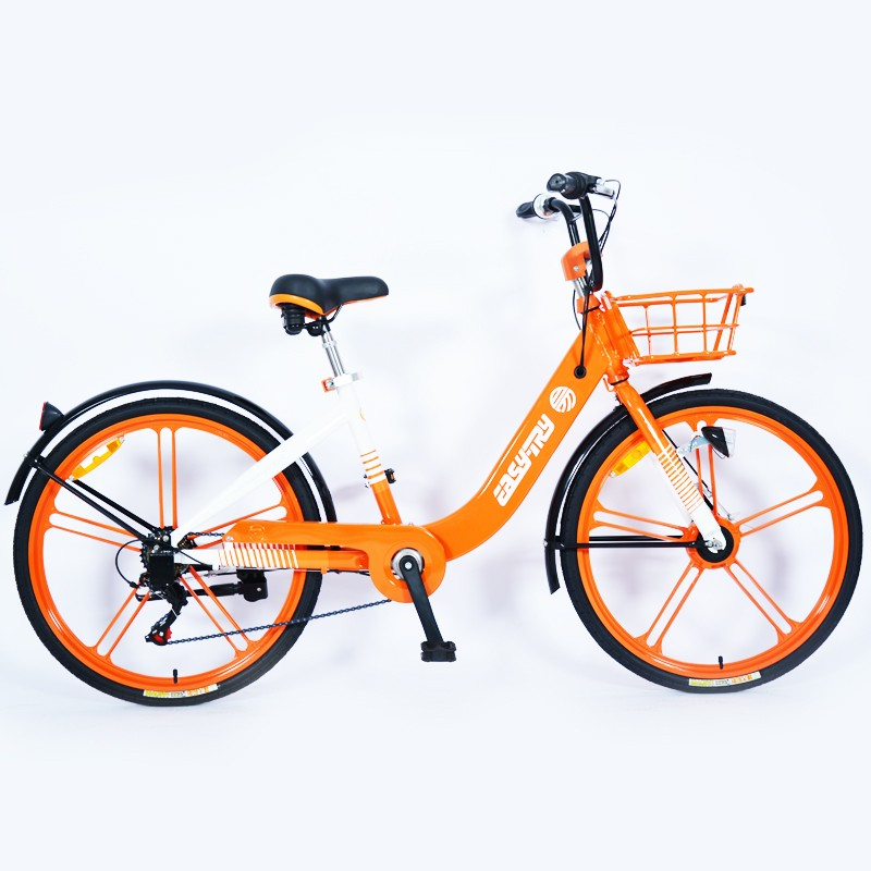 Mobike Solid Tyres Expanding Brake Öffentliches Fahrrad