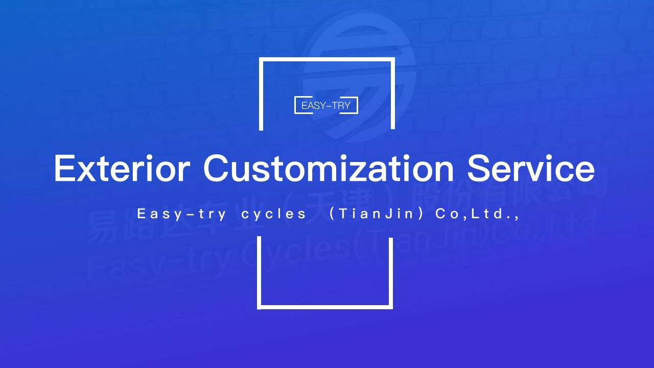 Exterior Customization Service