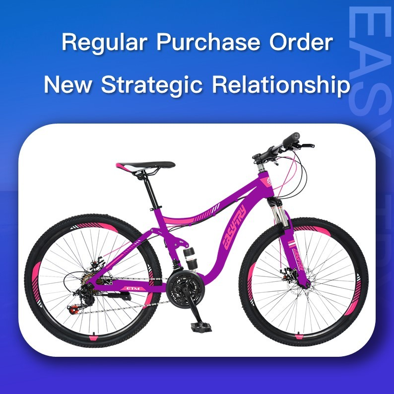 Regular Purchase Order, New Strategic Relationship