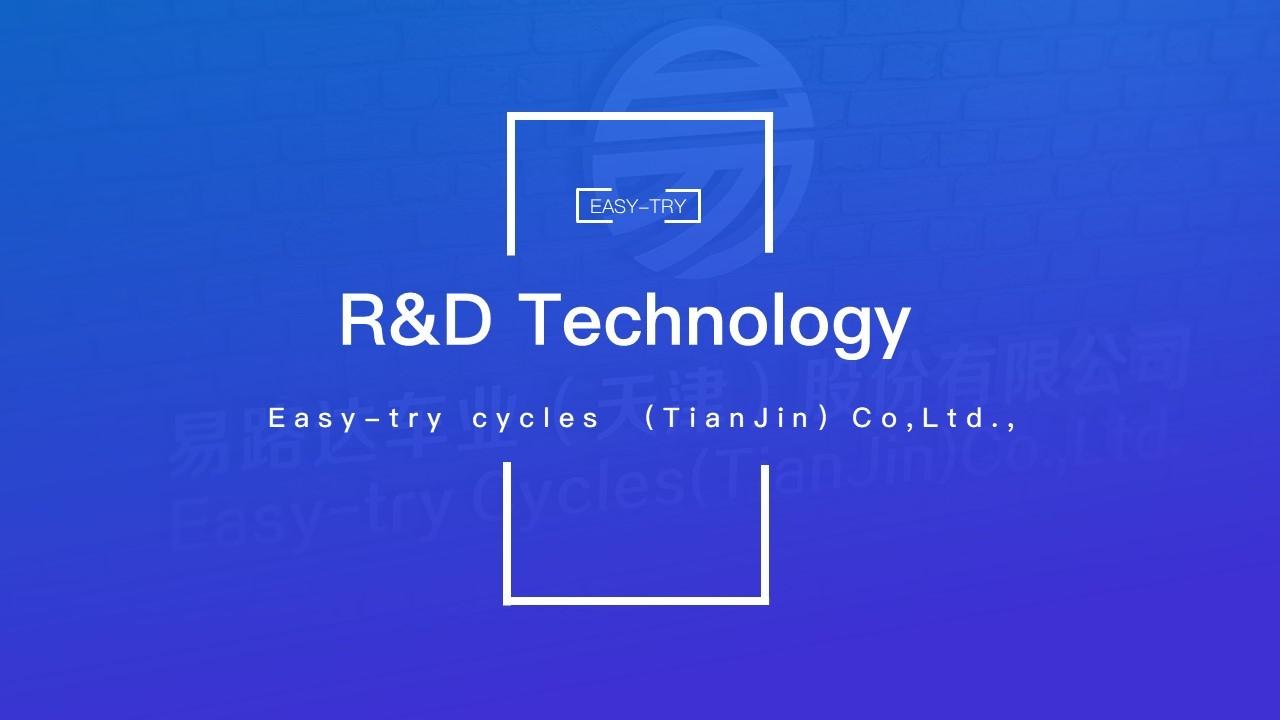 Tecnología de I   D