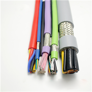 Single Conductor Shielded PVC Cable