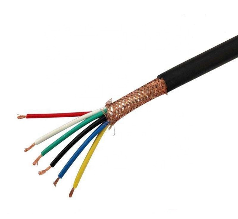 Braided Shielded Cable Shielded Cable Wire