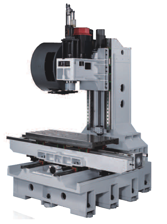 4-axis CNC machine center
