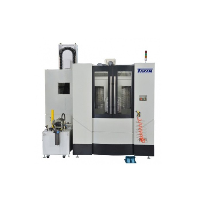 MBM-500 High Precision Horizontal Machine With Auto Pallet Table