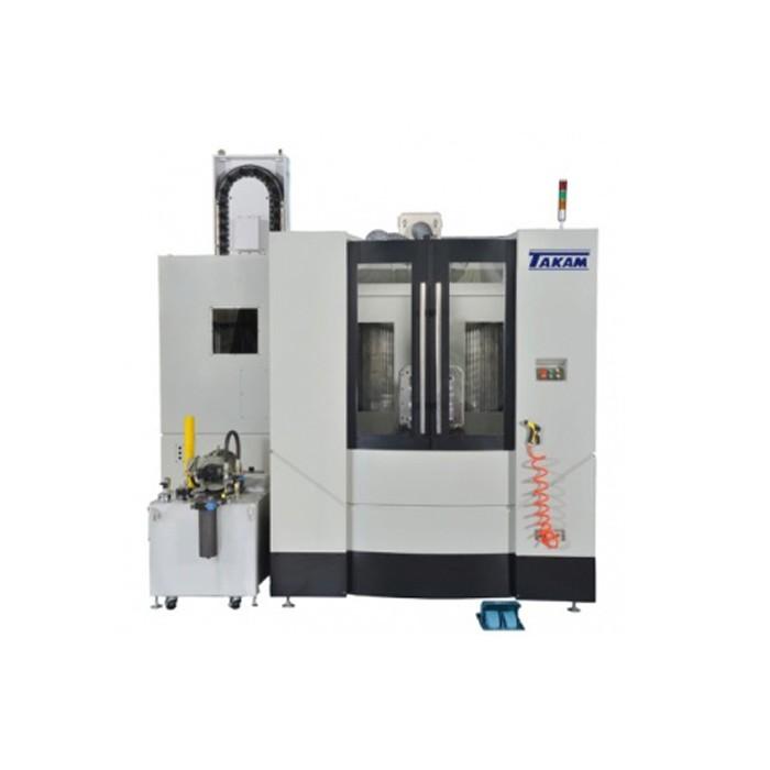 Centro de mecanizado horizontal de producción de alta eficiencia MBM-630 con cambiador de paletas