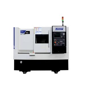 ML-46 de alto rendimiento de bancada inclinada CNC Torno