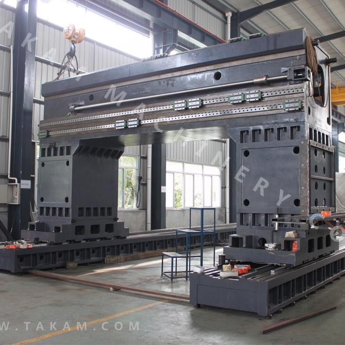 DMC-6045 Customized Moving Column Machine Center With Heavy Load