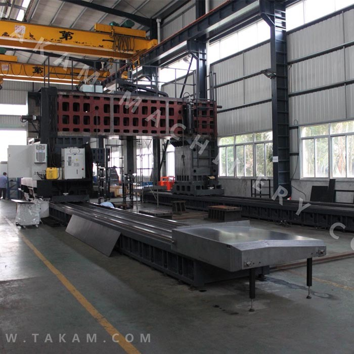 DMC-8045 Moving Column Machine With 5 Face Milling Machine