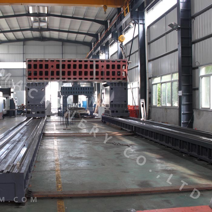 DMC-12045 High Quality Performance Moving Column Machine Center