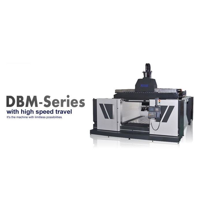 DBM-4030 Cnc Bridge Type Machining Center