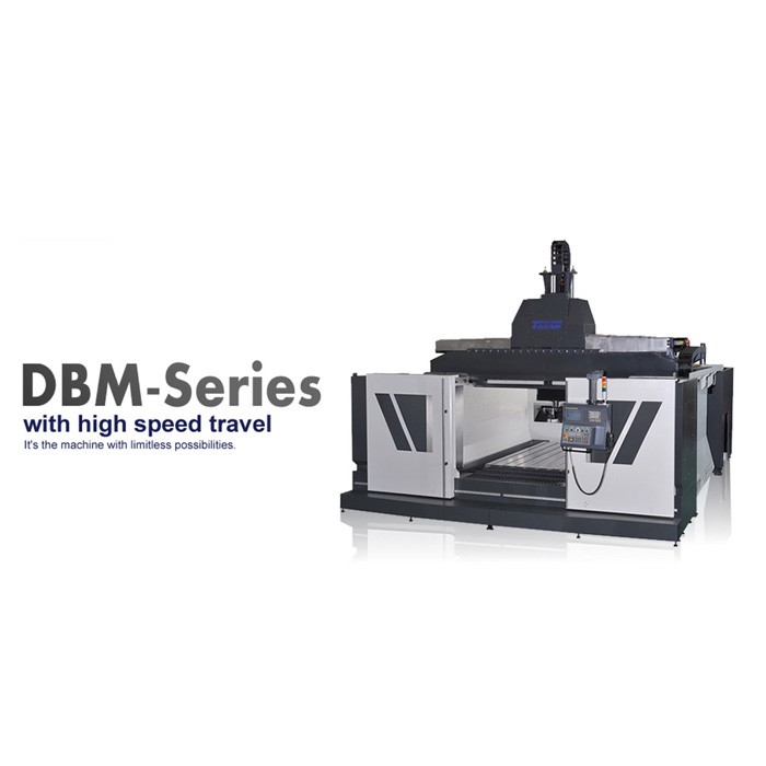 DBM-6030 Multi Axis Bridge Type Machining Center