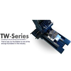 TW-630 4-Achsen-Horizontal-Bearbeitungszentrum mit hohem Drehmoment