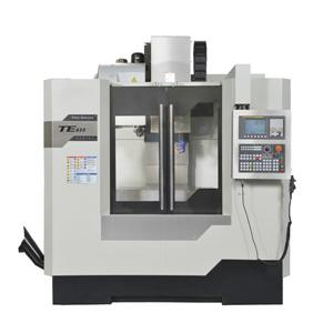 TE-655 Competitive Parts Making Vertical Machine Center