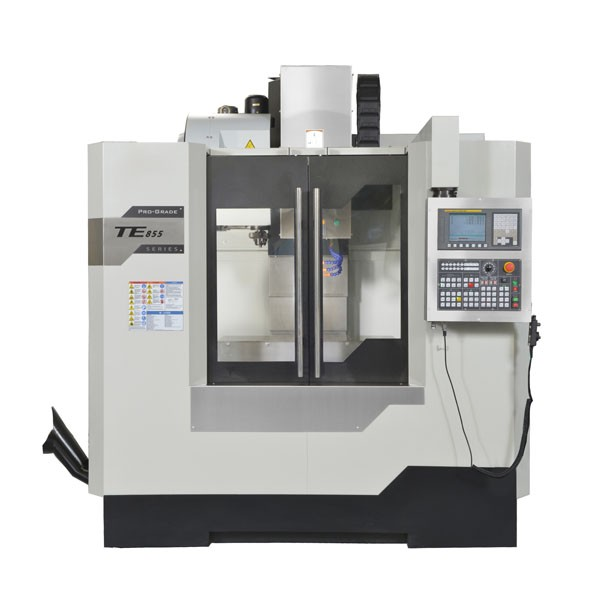 TE-855 Competitive Light Duty Mold Making Vertical Machine Center