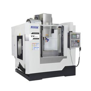Máquina vertical CNC de base ancha TE-1060
