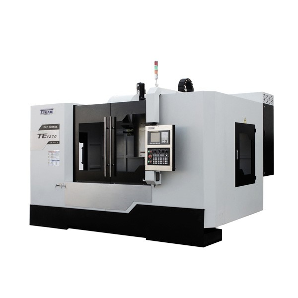 TE-1260 4th Axis Cnc Vertical Machine Center