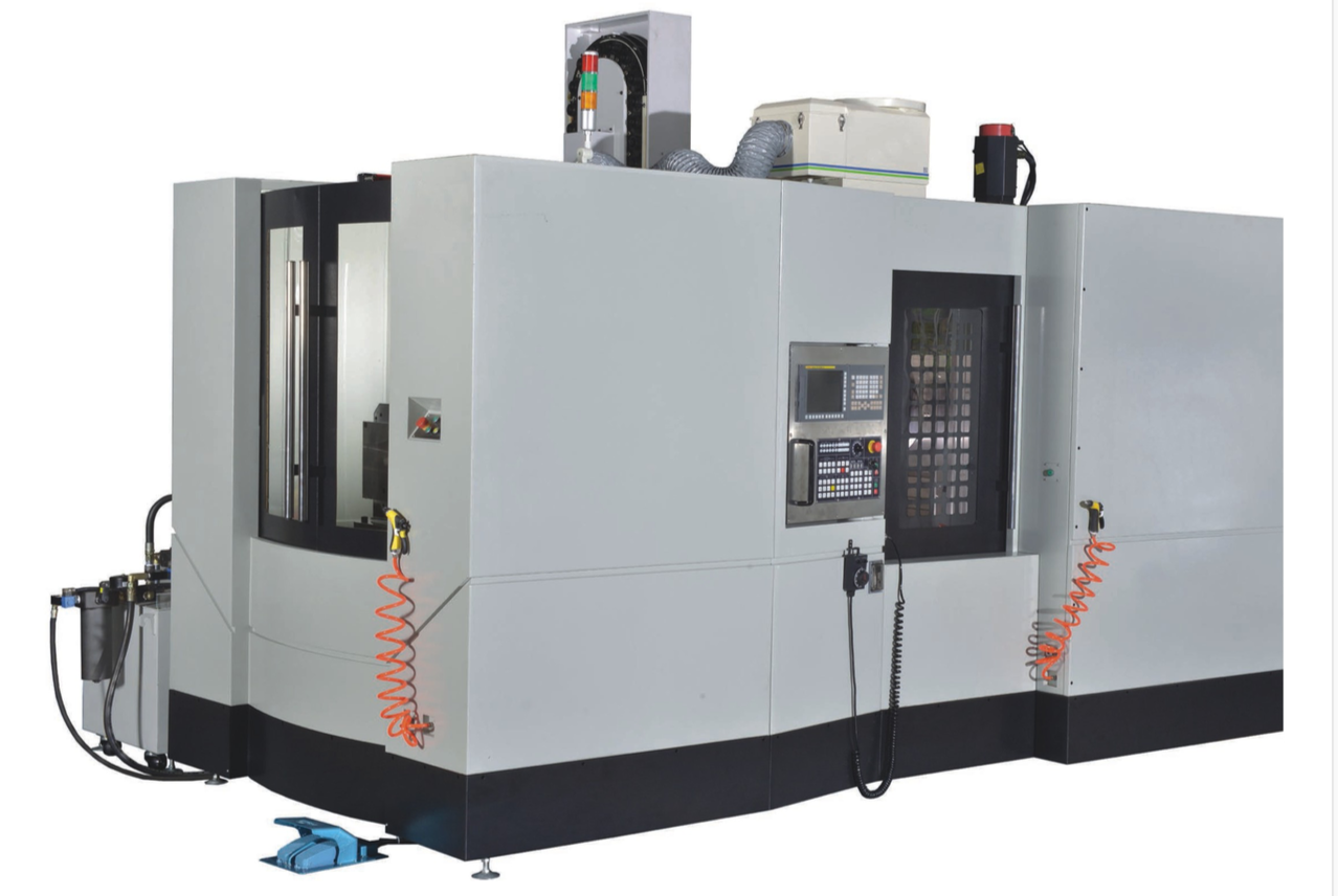 high precision horizontal machine