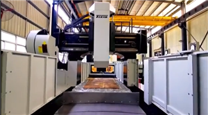 TMC-3320 CNC double column series from Takam Machinery