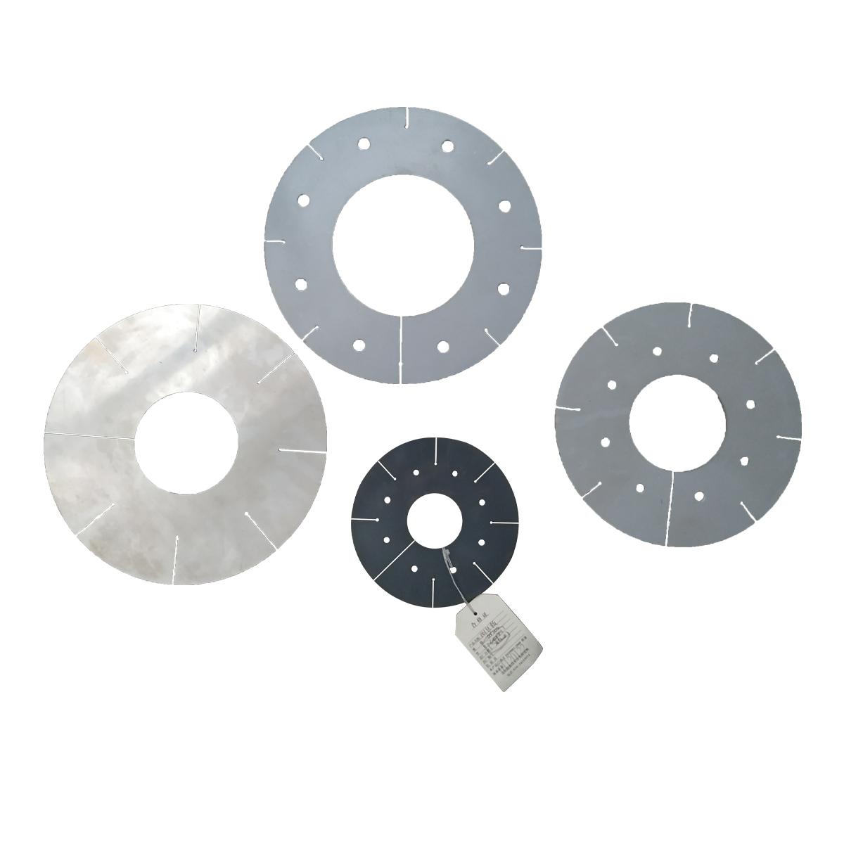 AL gauging disc