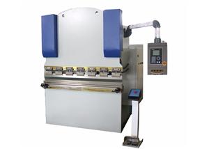 Prensa de freno hidráulico CNC