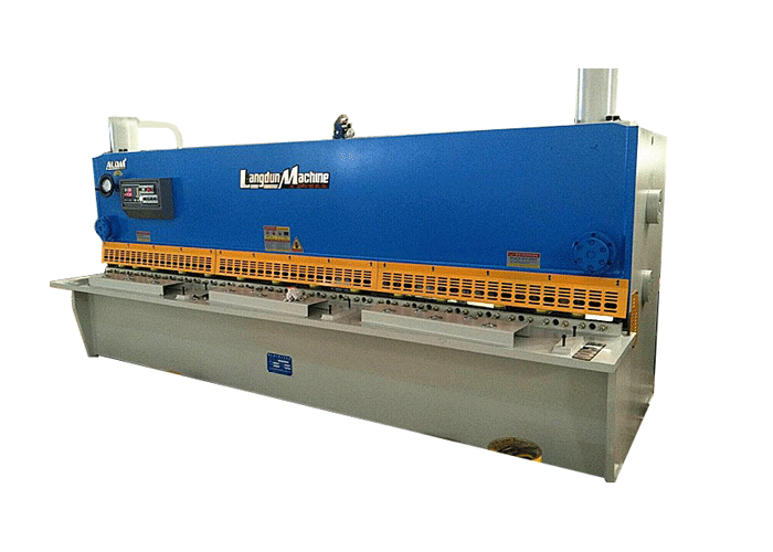 CNC Sheet Shearing Machine
