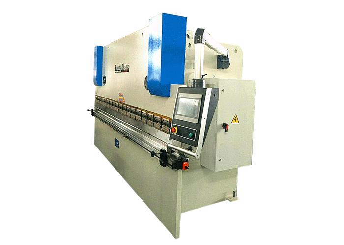 Prensa hidráulica CNC Wc67k Seri Freno