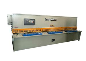 4 X 2500mm Hydraulic Swing Beam Shearing Machine