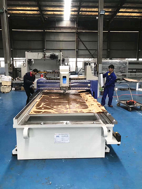 sheet metal V Grooving machine