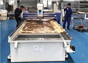 Sheet Metal V Grooving Machine