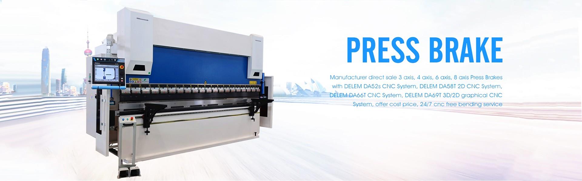 Presse plieuse hydraulique