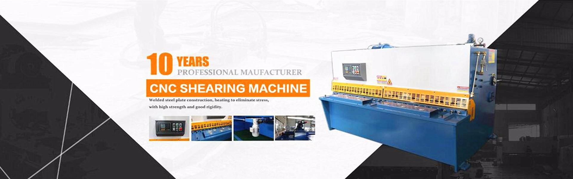 CNC-Schermaschine