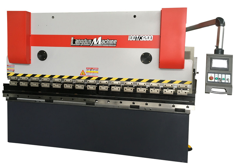stainless steel sheet CNC bending machine
